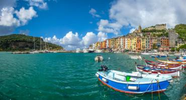 Portovenere, Liguria (Thinkstock)