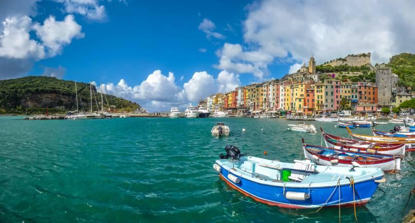 Portovenere, Liguria (Thinkstock)