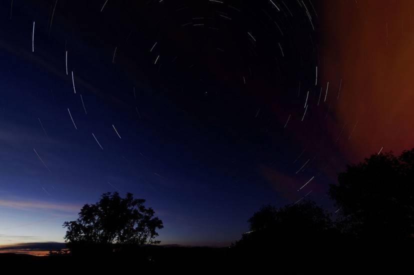 sciame meteore