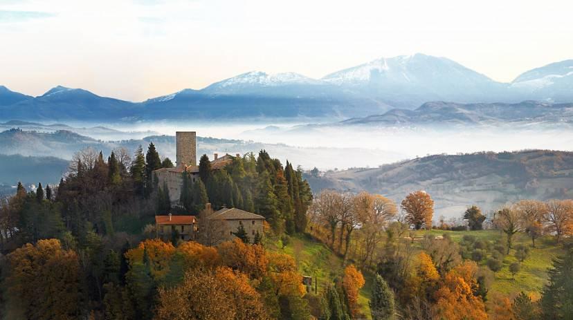 2. Castello di Petroia, Italy (1)