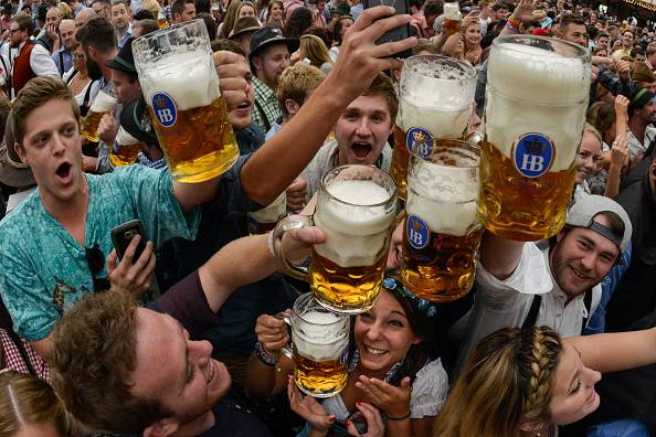 Oktoberfest 2015 (Philipp Guelland/Getty Images