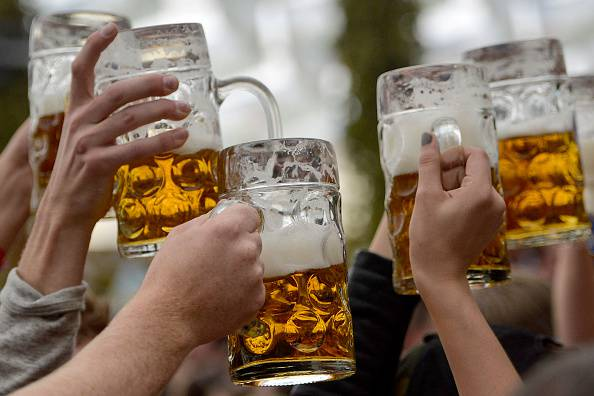 Oktoberfest 2015 (Philipp Guelland/Getty Images)