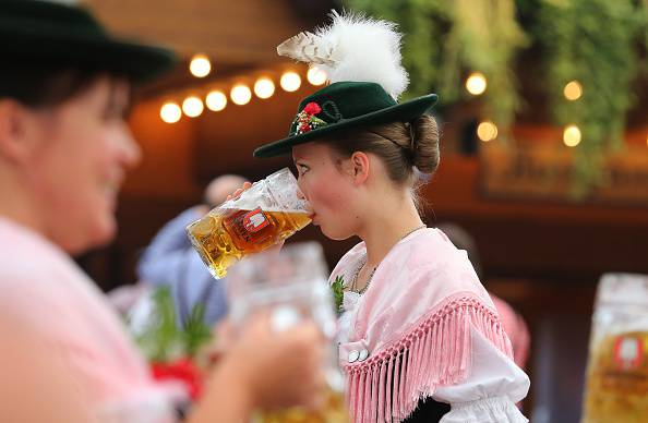 Oktoberfest 2015 (KARL-JOSEF HILDENBRAND/AFP/Getty Images)