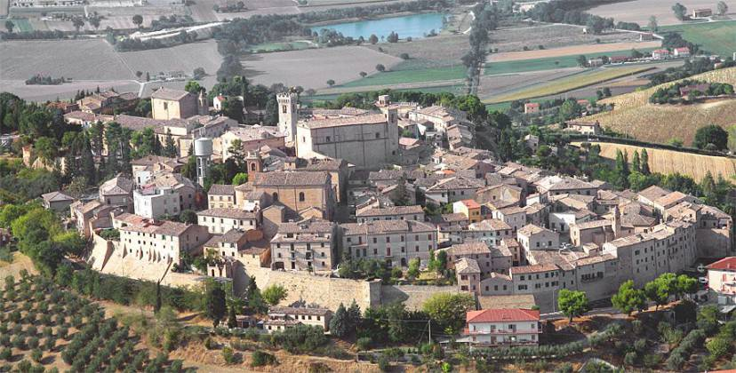 Montelupone (Dal sito www.marchetravelling)
