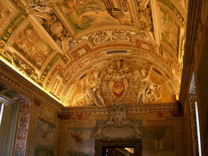 Musei Vaticani (Foto di edwin.11. Licenza CC BY 2.0 via Wikimedia Commons)