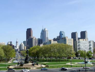 Philadelphia (Foto di Jeffrey M. Vinocur. Licenza CC BY 2.5 via Wikimedia Commons)