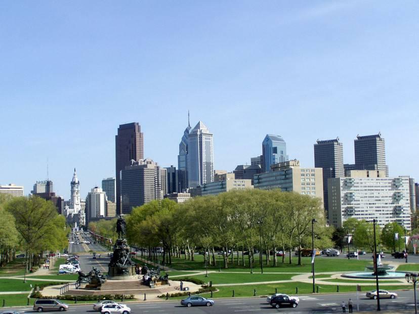 Philadelphia (Foto di Jeffrey M. Vinocur. Licenza CC BY 2.5 via Wikimedia Commons)