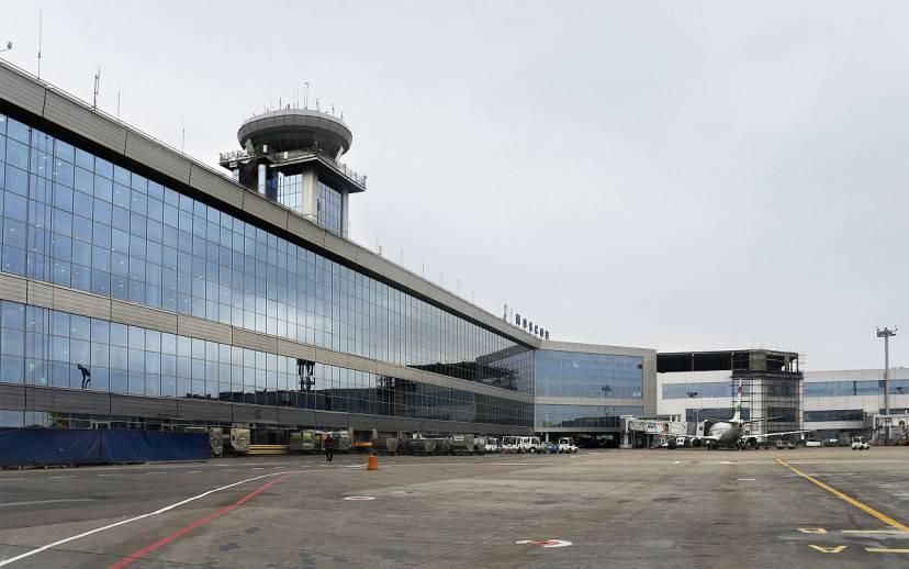 Aeroporto di Mosca Domodedovo (Foto di Dmitry A. Mottl. Licenza CC BY-SA 3.0 tramite Wikimedia Commons)