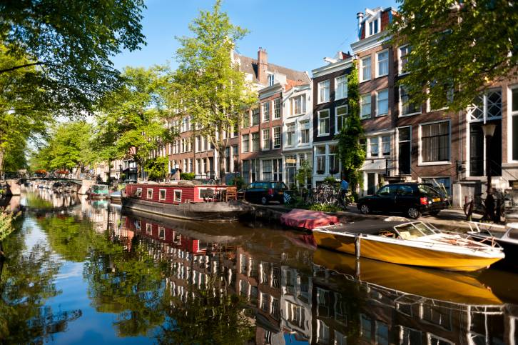 Amsterdam (Thinkstock)
