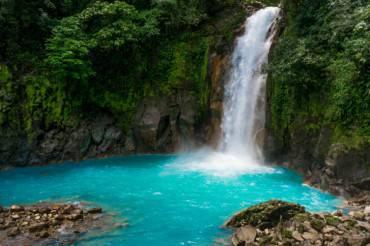 Cascata Rio Celeste, Costa Rica (Thinkstock)