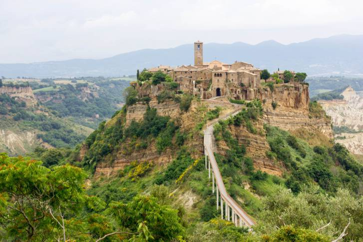 Civita di Bagnoregio (Thinkstock)