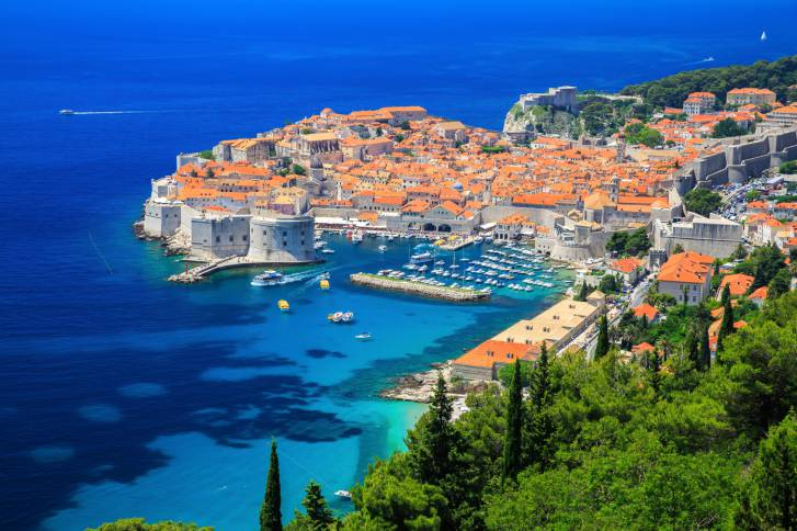 Dubrovnik, Croazia (Thinkstock)