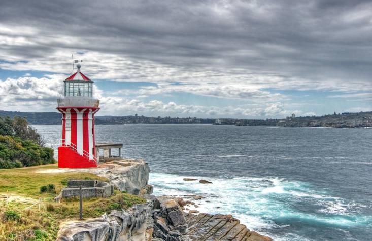 Faro Hornby a Watson Bay, Sydney, Australia) (Thinkstock)