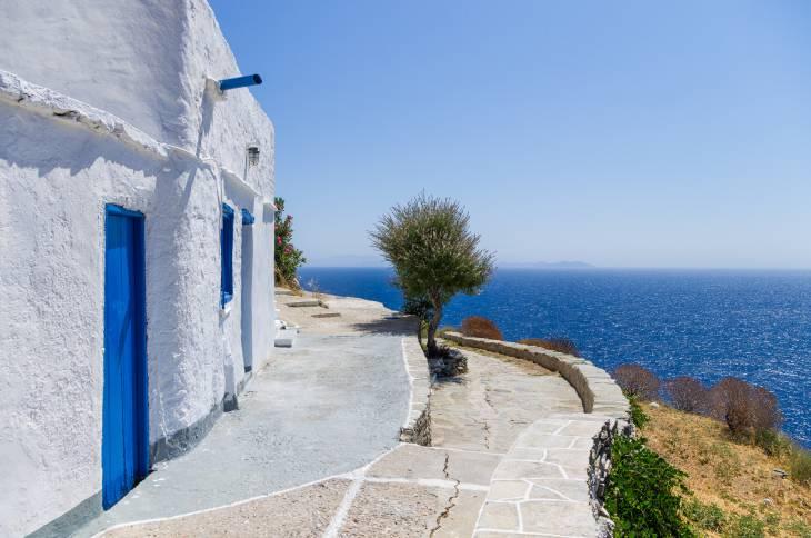 Sifanto, Cicladi, Grecia (Thinkstock)