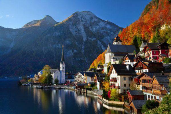 Hallstatt, Austria (Thinkstock)