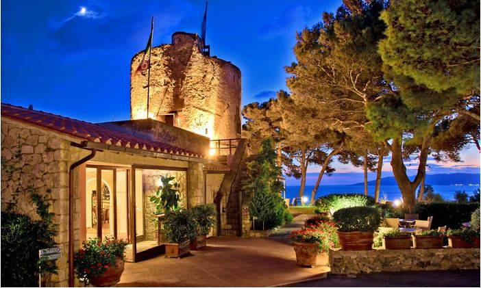 Hotel Torre di Cala Piccola (web)