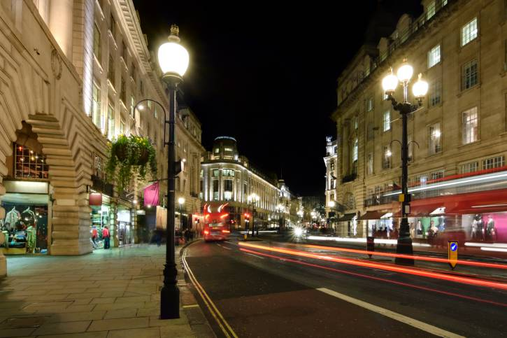 Londra, Regent Street (Thinkstock)