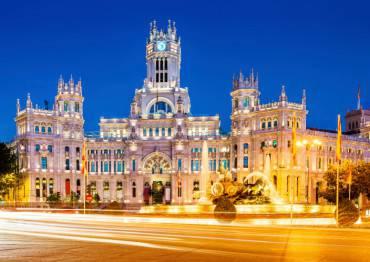 Plaza de la Cibeles, Madrid (Thinkstock)