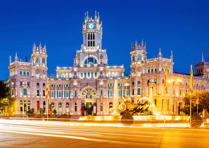 Plaza de la Cibeles, Madrid (Thinkstock)