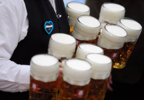 Oktoberfest (Johannes Simon/Getty Images)