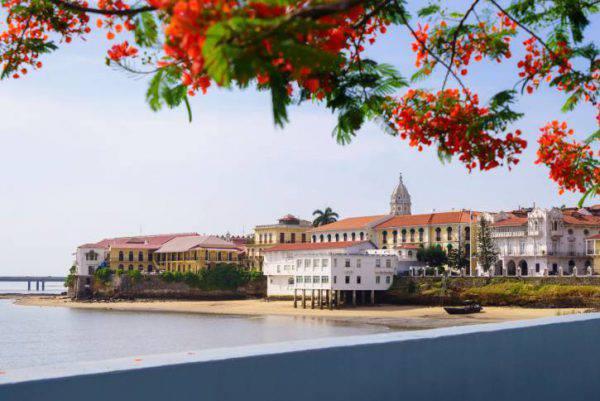 Panama, città vecchia (Thinkstock)