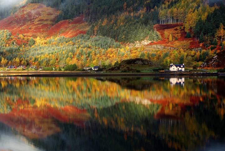 Isola di Skye, Scozia, autunno (Thinkstock)