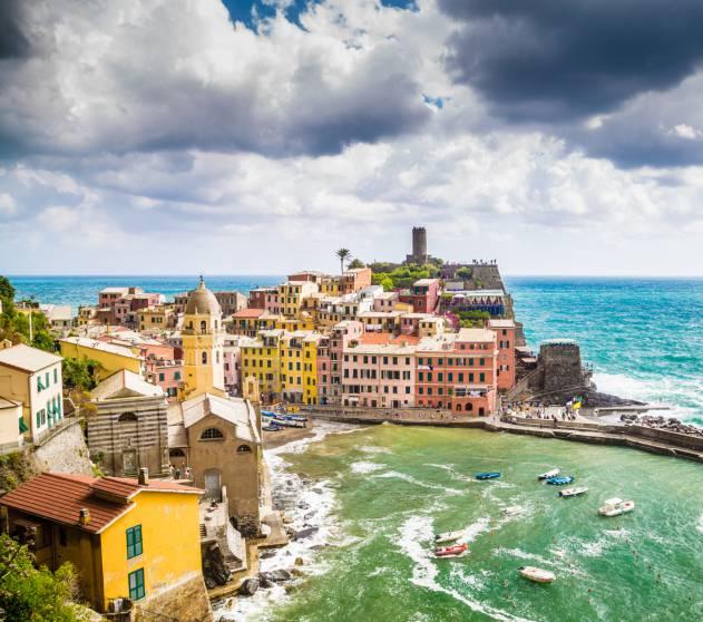 Vernazza, Cinque Terre (Thinkstock)
