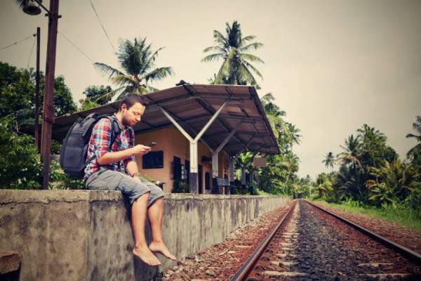 Viaggiatore solitario (Thinkstock)
