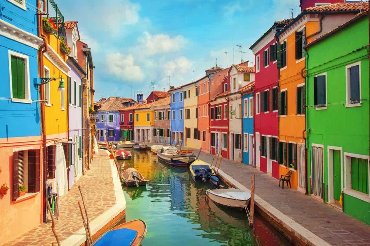guida burano venezia