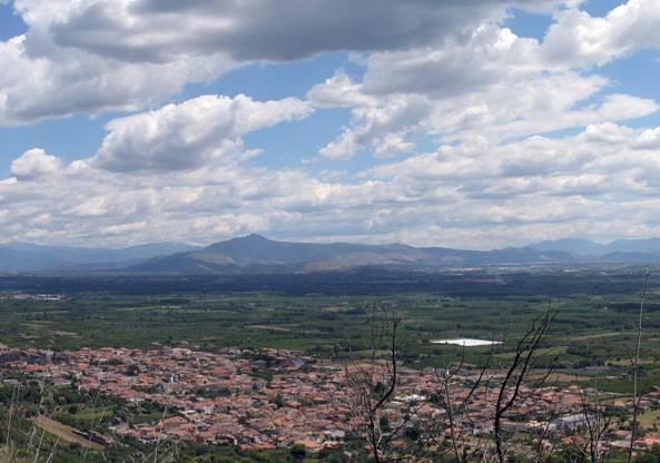 Falciano del Massico, Caserta (Foto di Digri. Con licenza CC BY-SA 3.0 tramite Wikimedia Commons)