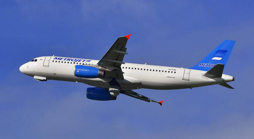 Airbus Meteojet (Foto di Sergey Korovkin 84 - Praca własna. Licencja CC BY-SA 3.0 na podstawie Wikimedia Commons)