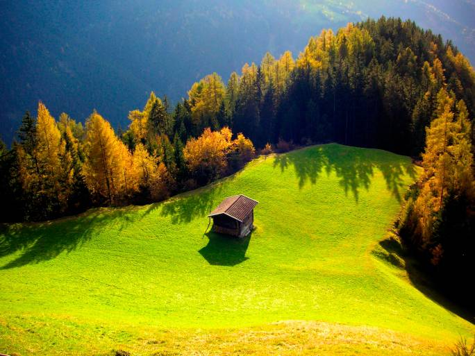 Alto Adige, autunno (Thinkstock)