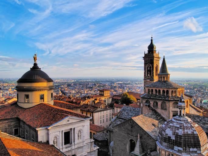 Bergamo (Thinkstock)