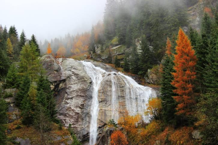 Cascata in Carinzia, Austria (Thinkstock)