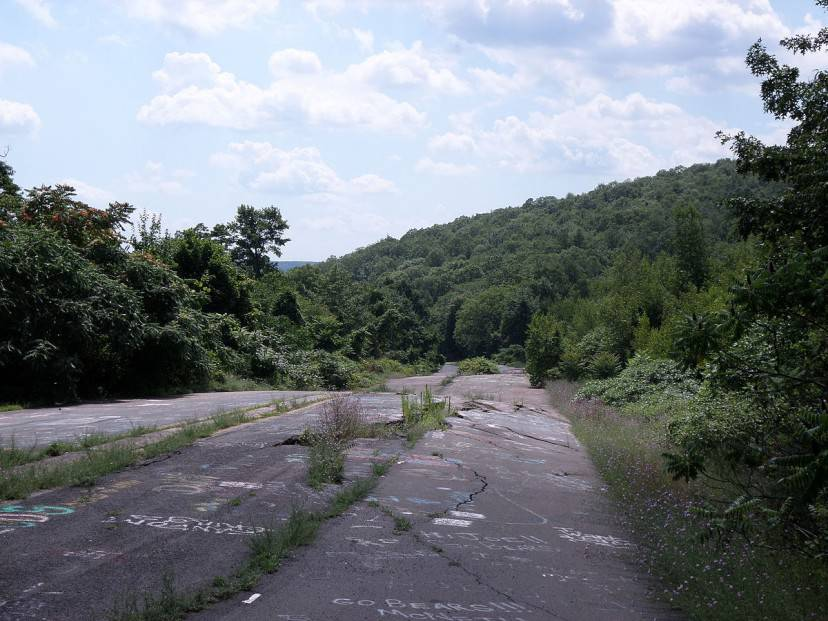 Centralia, Rt. 61 (Foto di Navy2004. Licenza CC BY 3.0 via Commons)
