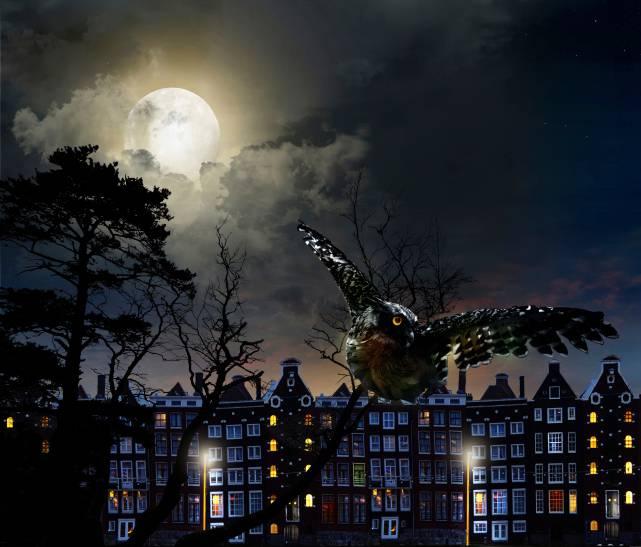 Halloween ad Amsterdam (Thinkstock)
