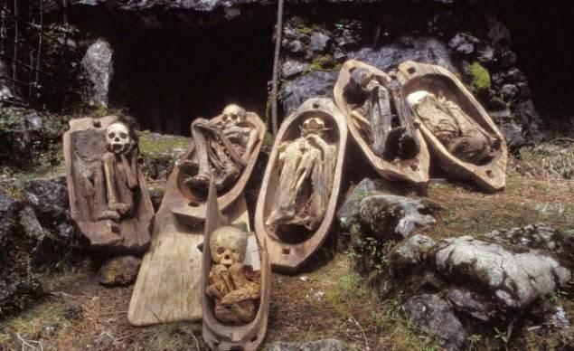 Mummie di Kabayan (Da www.budgettravel.com)