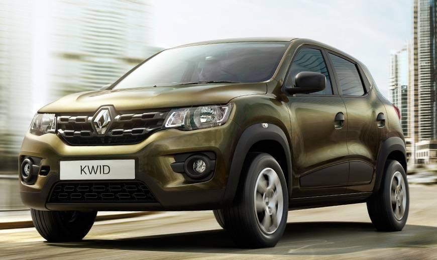 La Renault Kwid
