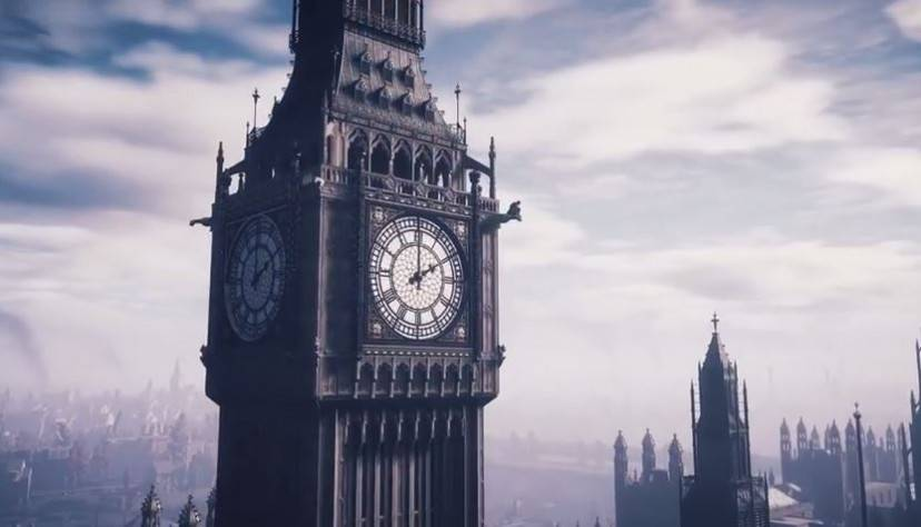 Londra, Assassin's Creed Syndacate (screenshot)