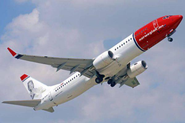 Norwegian lancia nuovi voli da Roma verso gli Usa