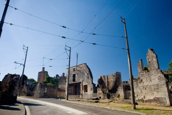 Oradour sur Glane, Francia (Thinkstock)