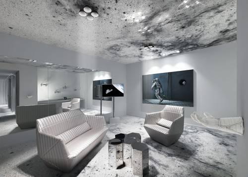Space Suite al Kameha Grand Zurich (Foto dal sito ufficiale)
