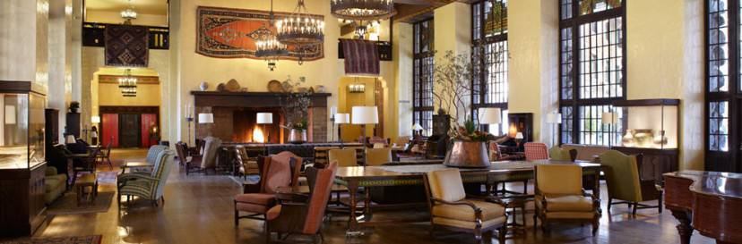 Ahwahnee hotel (Foto sito ufficiale)