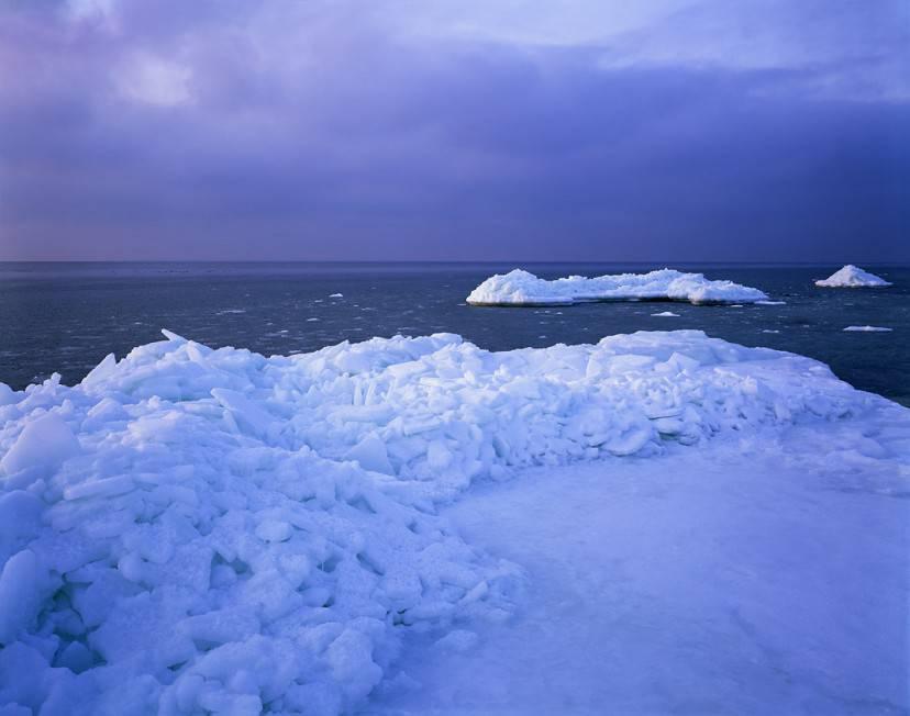 Mar Baltico in Estonia, inverno (Foto di Romeo Koitmäe. Licenza CC BY-SA 3.0 via Wikimedia Commons
