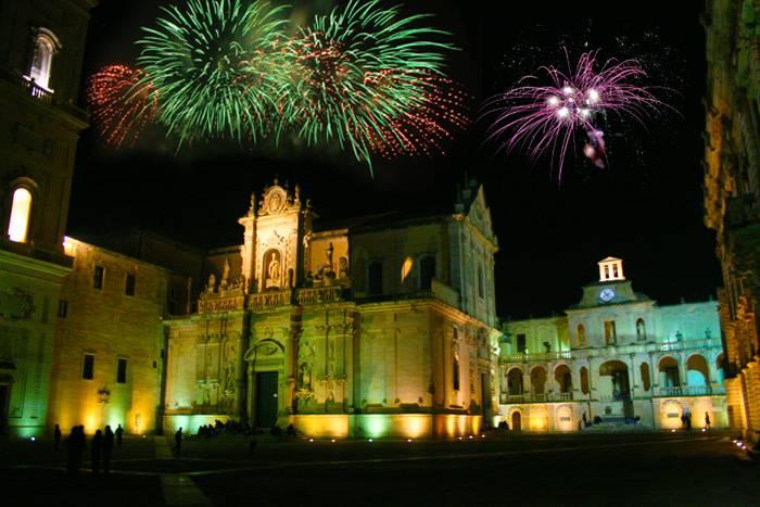 Capodanno a Lecce