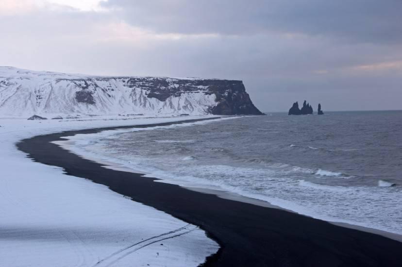 Dyrholaey, Islanda (Thinkstock)