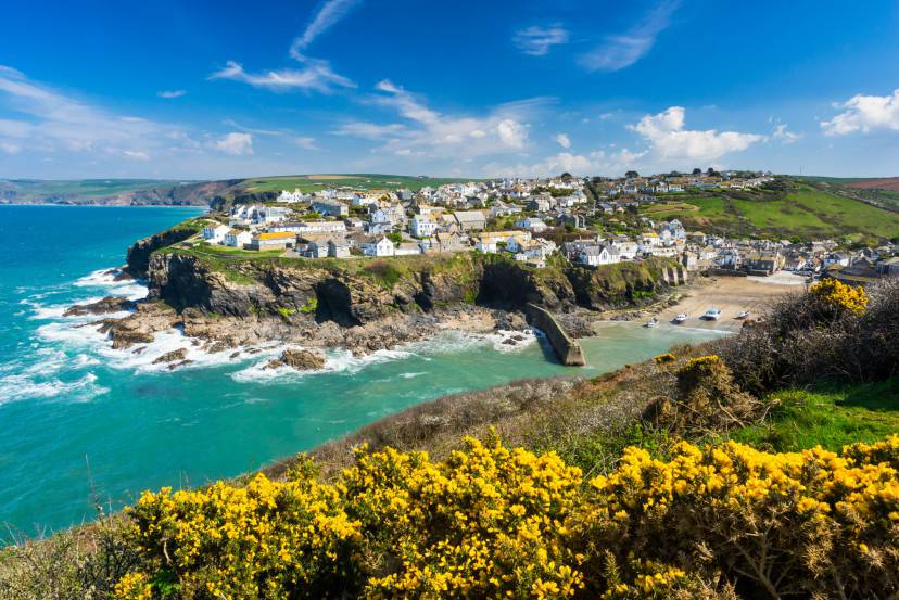 Port Isaac, Conrovaglia (Thinkstock)