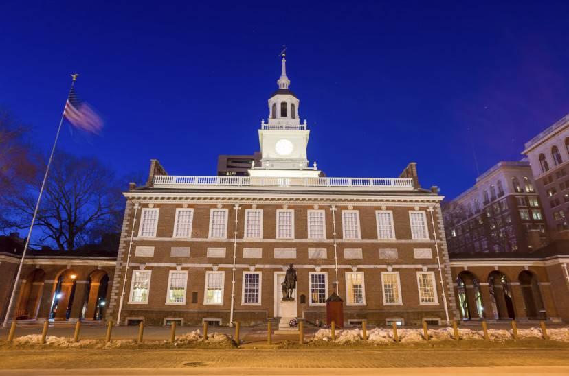 Independence Hall, Philadelphia (Thinkstock)