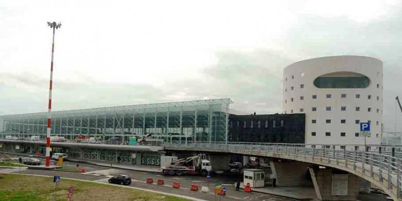 Aeroporto Fontanarossa di Catania (Foto Wikipedia, Pubblico Dominio)
