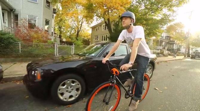 Clacson per bici (screenshot)
